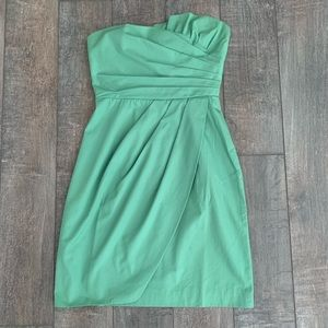 J. Crew 'Gabby' Cotton Taffeta Dress
